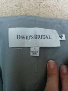 David's Bridal Bridesmaid Dress Kitchener / Waterloo Kitchener Area image 3