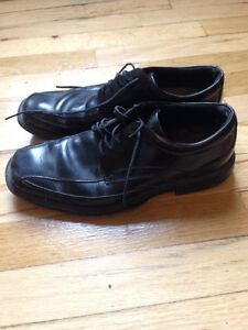 Chaussures noires cuir hommes  taille 7,5