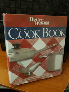Better Homes and Gardens Cook Book - NEW