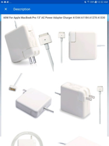 CHARGEUR 60W MAGSAFE1  APPLE MACBOOK PRO