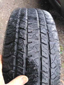 WANTED Cooper discovery CTS tire 235/70R16