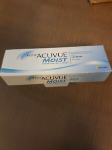 Contact lenses - Acuvue Moist 1-Day for Astigmatism