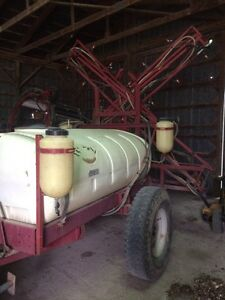 Hardi sprayer, trade for Gravity wagon