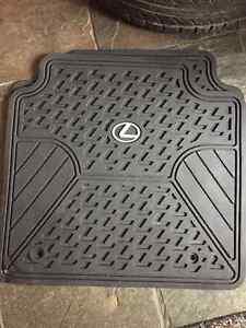 Lexus ES Rear Floor Mats