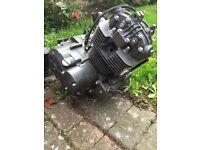 125cc 2015 engine