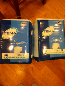Tena Super adult incontinence product