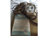 Niagara heat & massager with timer excellent for bad backs Sports injuries etc .