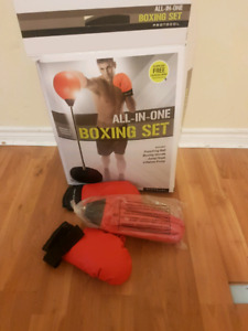 All in one boxing set