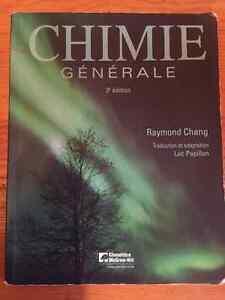 Chimie générale Gatineau Ottawa / Gatineau Area image 1