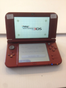 Nintendo New 3ds XL Gaming System