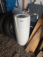 Water filtration system for whole house
