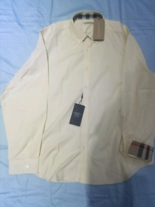 BNWT Men's Burberry Brit dress shirt