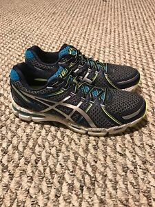 Mens Asics Kayano 19 Running Shoes