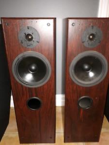 Mint condition Acoustic Profile speakers.