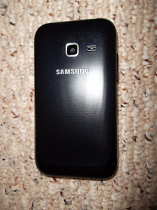 Samsung Galaxy Discover with Accessories