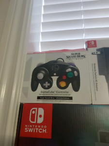 Super Smash Bros. Ultimate GameCube Controller - New