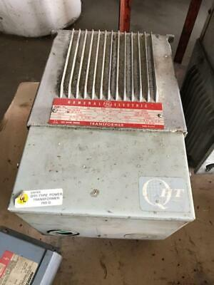 Ge 10kva Single Phase 480240120v Dry Transformer