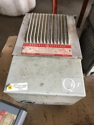 Ge 10kva Single Phase 480240120v Dry Transformer
