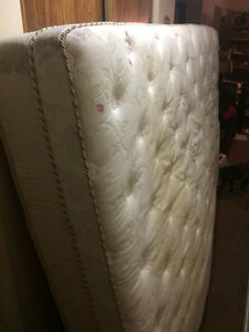 Used California King Mattress and Box Springs (6ft x 7ft bed!)