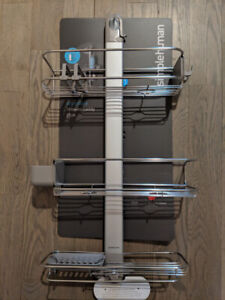 Brand   New Adjustable Hanging Shower Caddy
