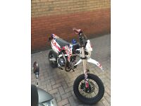 Road legal pit bike 125