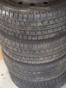 4 Winter Tires 205/55 R16