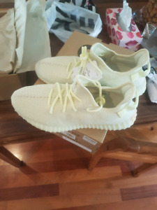Ds size 11 yeezy 350 butters