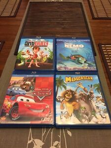 Blu-Ray Disc For Kids (Cars now SOLD)