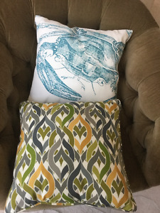 Excellent Quality Brand New OutDoor /Indoor Pillows