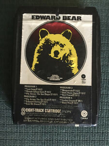8 Track tape - Edward Bear – Last Song