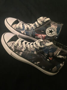 SOULIERS CONVERSES COLLECTION!