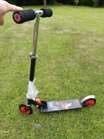 Folding Star Wars scooter