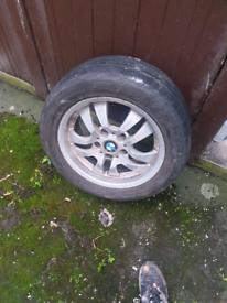 BMW 16in alloys