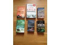 Lee Child Book Bundle