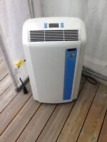 Portable Air Conditioner on Wheels