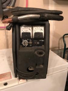 Miller Super S32 P suitcase Wire Feeder Welder