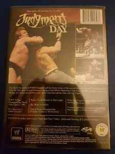 WWE Judgment Day 2005 DVD  (New) London Ontario image 2