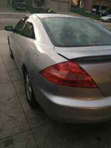 2003 Honda Accord EX-L Coupe with Winter Tires!