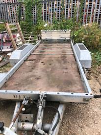 Brian james 3.5t long bed tilt trailer