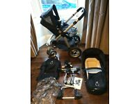 iCandy Apple 2 Pear double or single Pushchair