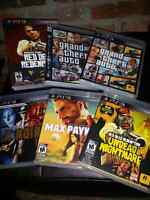 Rockstar Collection PS3
