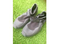Gill sailing shoes size 8