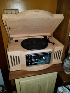 Selling Vintage Style Record Player