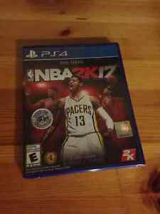 NBA 2k17 still in package