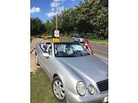 Mercedes clk320 auto