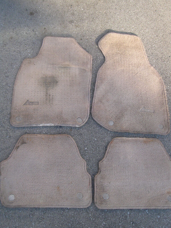 Audi A6 C5 Quattro Floor Mats Other Parts Accessories Oshawa