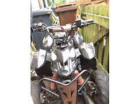 Forsale 90 cc quadbike