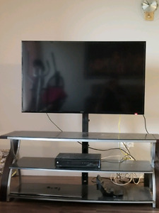 "50"" Samsung smart LED UHD TV"