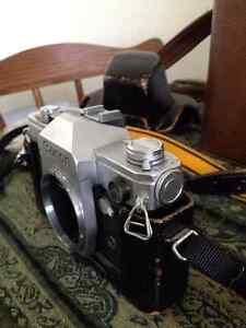 Vintage Canon FX Camera Collection with Custom Leather Bag Cambridge Kitchener Area image 6