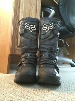 Fox racing boots for sale